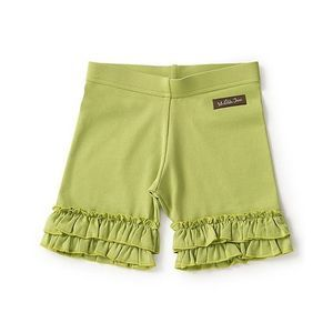 Matilda Jane Grow with me shortie green ruffle